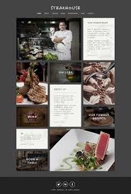 steakhouse premium responsive restaurant wordpress theme