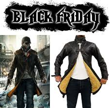 notable amazon deals black friday aiden pearce watch dogs coat jacket on amazon winter sale