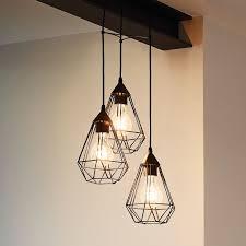 suspension cuisine suspension lumiere cuisine atelier nature