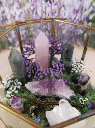 geode terrarium is the new trend that will bring magic in your