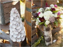 Christmas Wedding Decor - country christmas wedding decorations cherry marry
