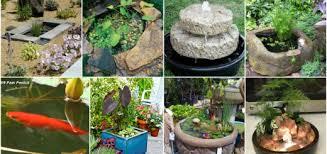 Mini Water Garden Ideas 20 Garden Ideas Inspired By Tales Stuff