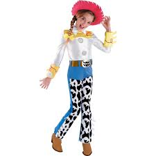 Walmart Halloween Costumes Kids Disney Toy Story Jessie Deluxe Toddler Child Costume