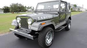 cj jeep for sale 1986 jeep cj 7 g64 kissimmee 2016