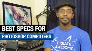 What Is The Best Desk Top Computer by Best Specs For Graphic Design And Photoshop Computers Youtube