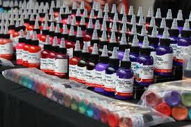 tattoo ink pictures science under your skin activities with tattoo inks www