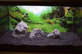 Aquarium Aquascaping 3 Pieces Galapagos Rock Set 1 Aquarium Aquascaping Iwagumi