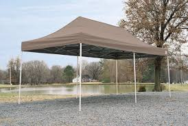 10 X 20 Shade Canopy by Shelterlogic 10 Ft W X 20 Ft D Steel Pop Up Party Tent U0026 Reviews