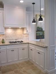 kitchen backsplash home depot white kitchen backsplash tile with cabinets home depot