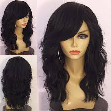 body wave hair with bangs 7a grade mongolian human hair natural wave full lace frozen elsa