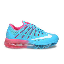 light pink nike air max womens nike air max 2016 leather light blue pink running shoes