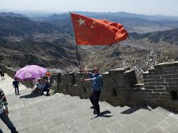 Image Chinese Flag Waving The Flag In China Uwa Medical Physics Blog