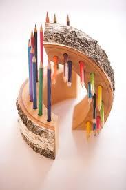 Pen Organizer For Desk Best 25 Wooden Desk Ideas Only On Pinterest Desk For Study