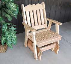 Porch Glider Swings Front Porch Simple Oak Wood Glider Chair For Front Porch Designed