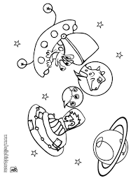 coloring space coloring sheets