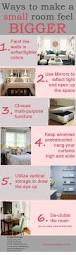 creative ways to make your small bedroom look bigger window