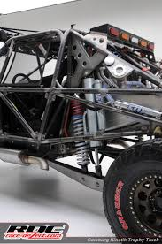 baja truck suspension camburg kinetik trophy truck race dezert com