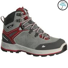 womens boots india buy hiking footwearonline in india forclaz 500 high womens boots