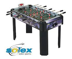 electronic table football game solex hobby pro table football game electronic scoring system