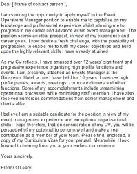 assisted living coordinator cover letter