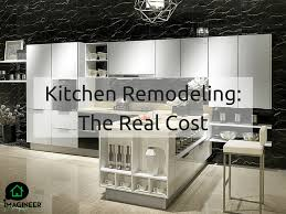 kitchen remodel delicate average kitchen remodel average cost