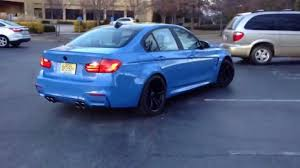 bmw m3 paint codes bmw m3 f80 color yas marina blue