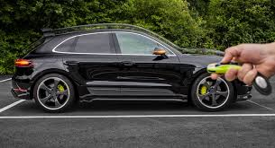 porsche macan and cayenne techart air suspension module available for all macan