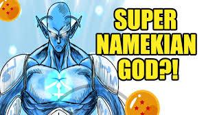 dragon ball dragon ball super will piccolo become a super namekian god in
