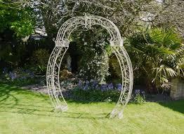 wedding arch garden metal wedding arch fresh metal garden arch ideal for weddings
