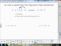 8th grade algebra linear equations study guide video youtube