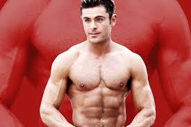 Zac Efron Zac Efron S Muscles Are Way Much
