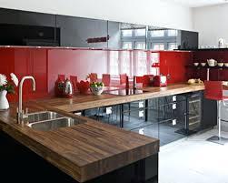 red backsplash kitchen u2013 subscribed me