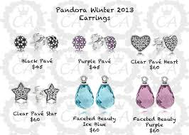 earrings malaysia pandora winter 2013 collection prices and live charms addict