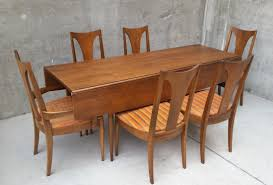 sold beautiful 1963 broyhill sculptra dining room set