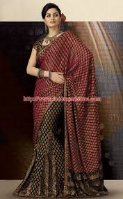 Fish Style Saree Draping Women Fashion Clothing Amazing Collection Of Sarees