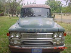 D100 W100 Columbus Mitula Cars 1955 Dodge Panel Van Power Wagon Town Panel 4x4 Classic