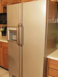 Designed Kitchen Appliances How To Update Your Kitchen With Stainless Steel Paint Diy