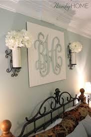 Best  Monogram Wall Art Ideas On Pinterest Pallet Wall Decor - Ideas for wall art in bedroom
