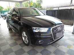 deals on audi q3 search 25 audi q3 used cars for sale in malaysia carlist my