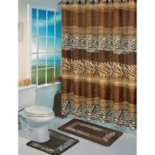 safari bathroom ideas inspirational safari animal shower curtain for animal themed