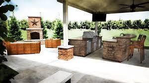 Patio Kitchen Ideas Kitchen Amazing Outdoor Kitchen Pergola Outdoor Appliances