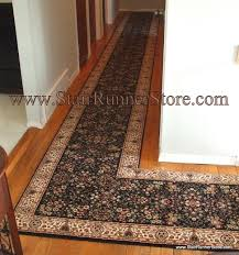 Stair Landing Rug Hallway Runner Installations Eclectic Hall New York By The