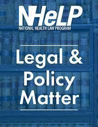 medicaid national health law program