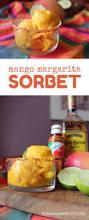 jose cuervo mango margarita mango margarita sorbet