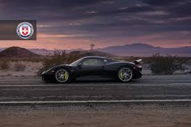 porsche 918 spyder wallpaper porsche 918 spyder with weissach pack poses for hre wheels