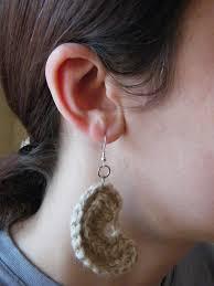 strange earrings the world s best photos of crochet and strange flickr hive mind