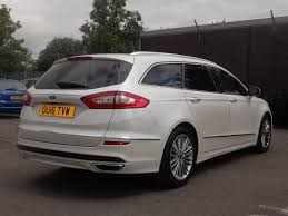 used 2016 ford mondeo vignale 2 0 tdci 180ps manual estate sync2