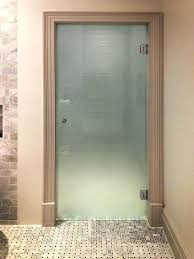 Interior Doors Canada Glass Interior Doors Frosted Single Canada Cooperavenuecom Glass