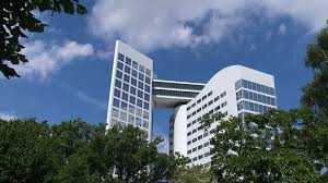Icc Flag The Hague The Netherlands May 2013 Building Of The