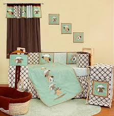 Owls Crib Bedding Tadpoles Owls Baby Bedding Set